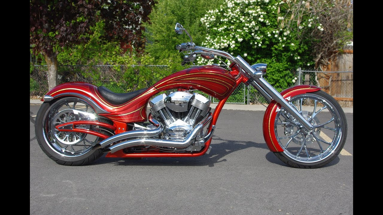 Big Dog Wolf Motorcycles For Sale