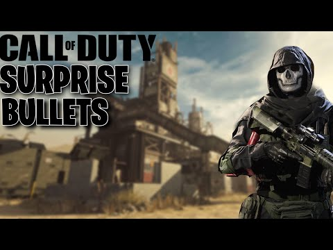 CALL OF DUTY- SURPRISE BULLETS