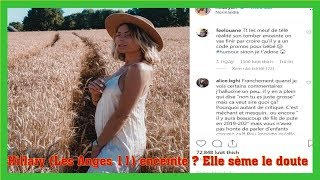 Hillary (Les Anges 11) enceinte ? Elle sème le doute sur Instagram !