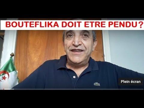En Prison Bouteflika Hommage Harragas Tribunal Suisse OK Ahmed Ouyahia démission Allo Macron