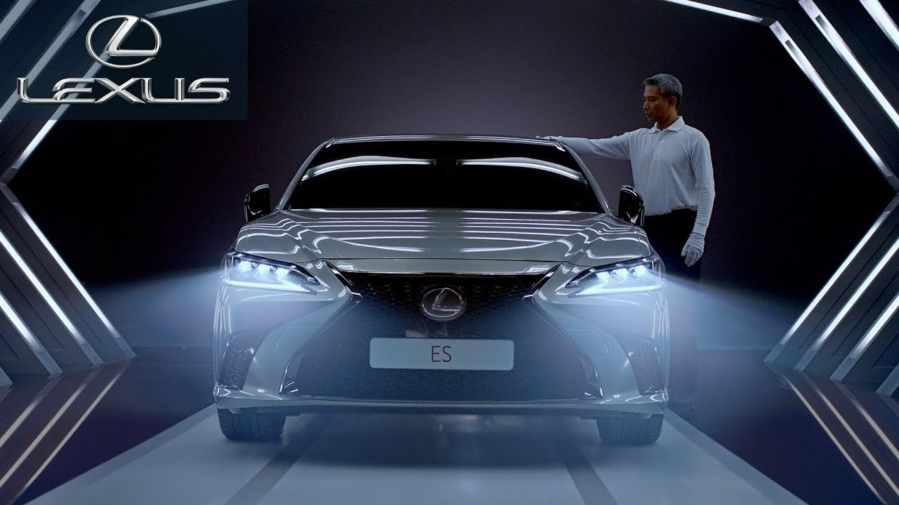 Reklama na Lexus valcuje internet: Trvá 1 minutu, zimomriavky zaručené!