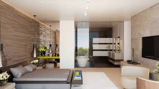 Modern Master Bedroom Design Decorating Ideas