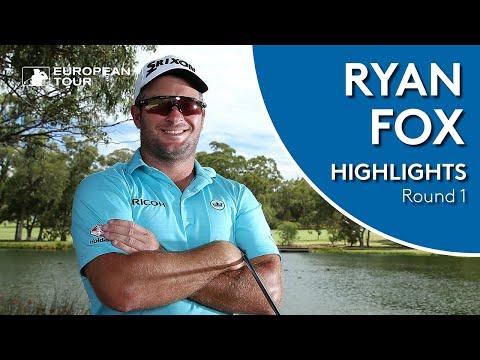 Ryan Fox Highlights | Round 1 | 2019 ISPS Handa World Super 6 Perth