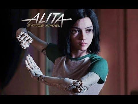 Роботы и люди в новом трейлере фильма Роберта Родригеса Alita: Battle Angel