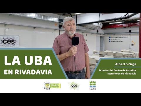 Estudiá Agronomía en Rivadavia 🌾📚 👉🏻 Alberto Orga (Director CES)
