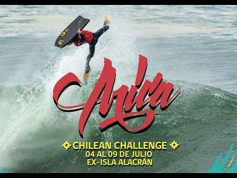 Arica Chilean Challenge 2017 Day 2