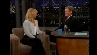 Goldie Hawn on Letterman 1996 (cameo from Kurt Russell)