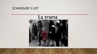Análisis Schlinders List - Yelena Lobato
