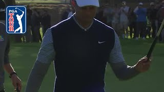 tiger woods highlights