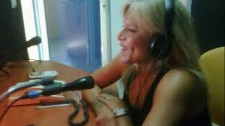 Samantha Fox interviewed by DJ Ginge Coldwell on  Ermis Radio 2010 part 2 of 6