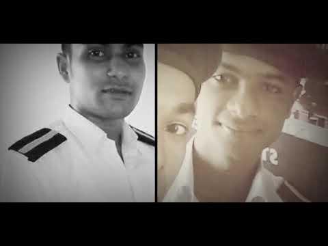 Merchant navy.