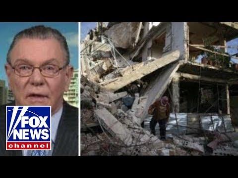 Gen. Keane: Iran's generals run the war in Syria