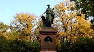 Памятники города Ульяновска 29 09 2016г