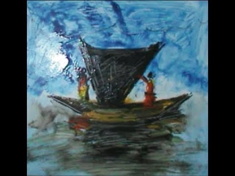 abstract-art:-how-to-painting-a-fishing-boat-মাছ-ধরার-নৌকা-চিত্রায়ন