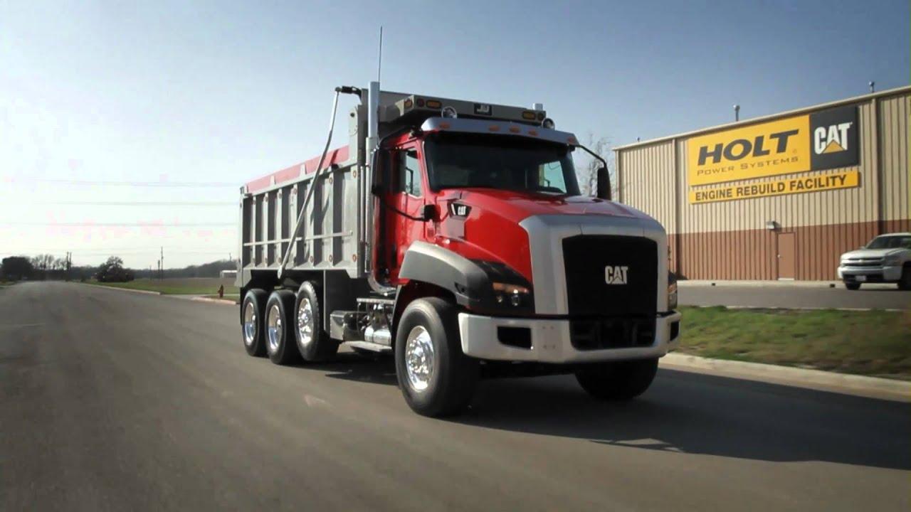 HOLT CAT - Cat CT660 Truck Promo - YouTube
