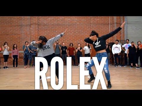 """""""ROLEX"""" (Tesher Remix) -Ayo & Teo #BHANGRAFunk Dance"""
