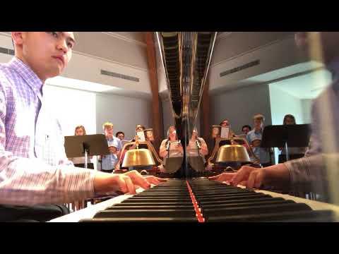 """Sing a Joyful Song"" - Jim Farrell - Piano/Choir"
