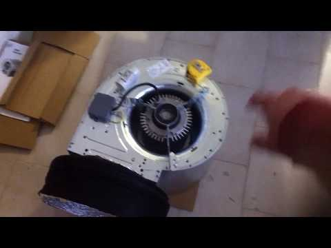 Our first laminar HEPA flowhood DIY : Construction video