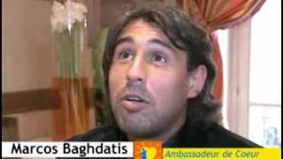Marcos Baghdatis: Office de Tourisme de Chypre