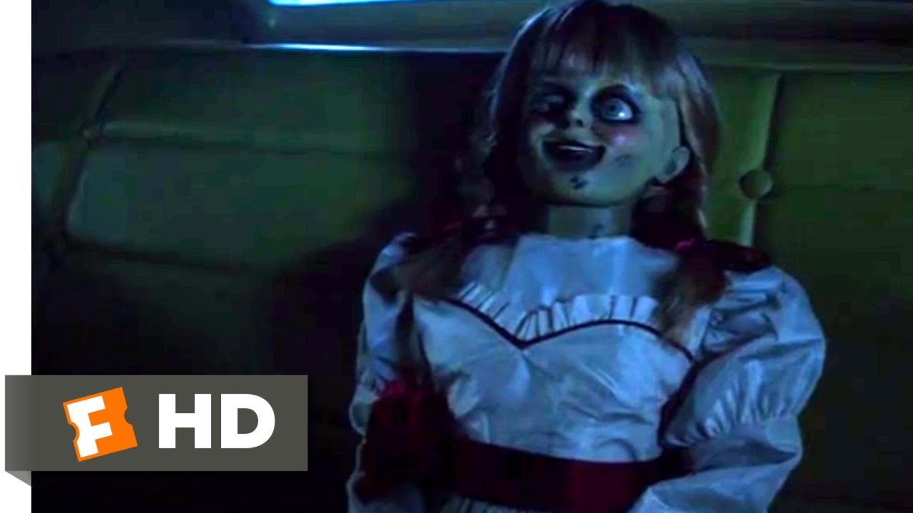 Download Annabelle Comes Home (2019) - Annabelle vs. the Warrens Scene (1/9)   Movieclips