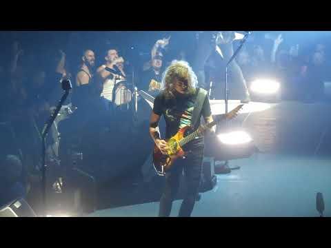 """Blackened"" Metallica@Bryce Jordan Center State College, PA 10/20/18"