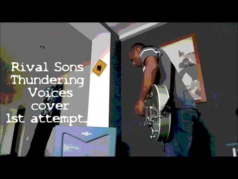 Test Gretsch Electromatic G5420T Rival Sons - Thundering Voices cover