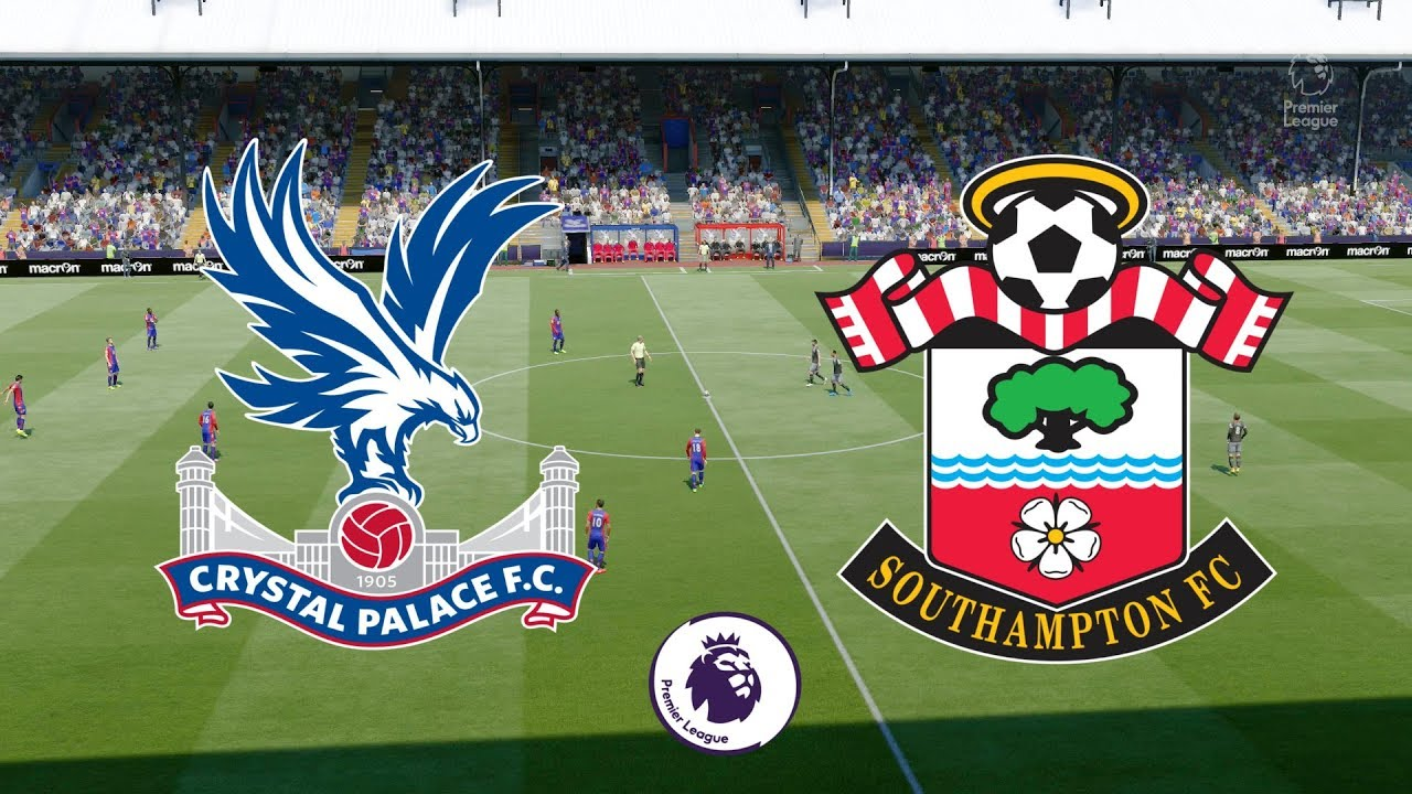 Premier League 2017/18 - Crystal Palace Vs Southampton - 16/09/17 - FIFA 17  - YouTube