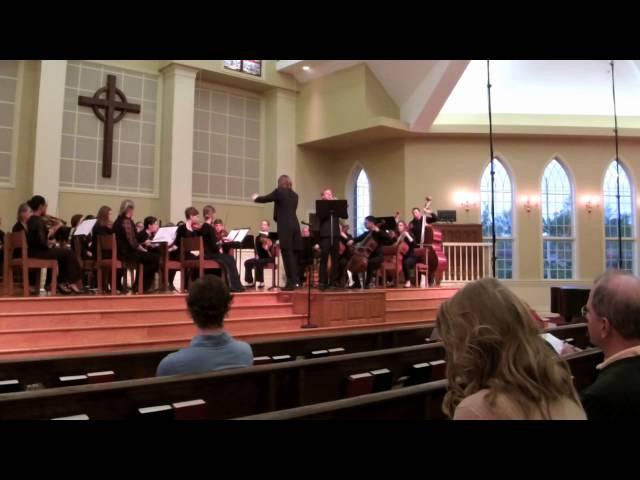 Hummel Trumpet Concerto - First Movement (Jason Dovel, trumpet)