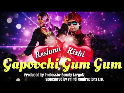 Rishi Nowbutt & Reshma Ramlal - Gapoochi Gapoochi Gum Gum (2019 Bollywood Cover)