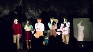 横浜市立大学 アカペラシンガーズvoxbox 浜大祭2015 ザ•ベストテン〜vox...