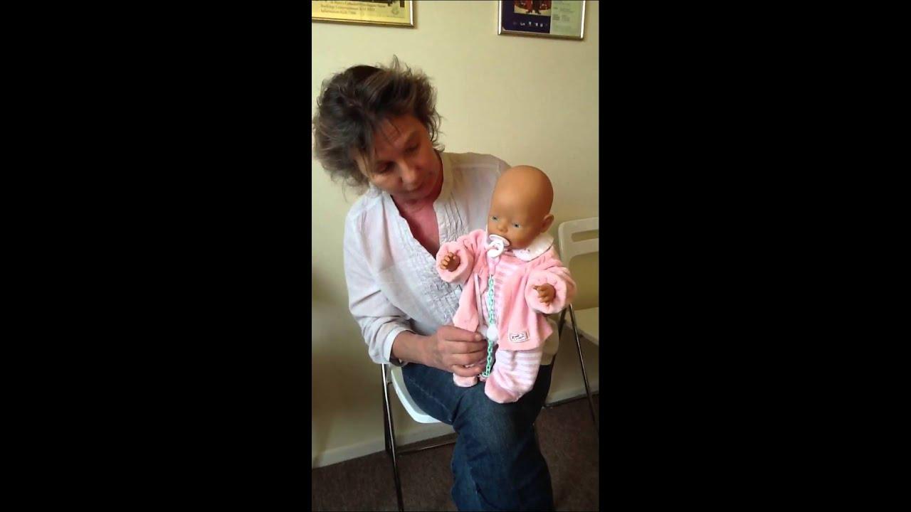 Baby Born Doll Zapf Creations Youtube