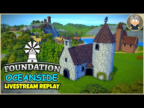 When In Rome 🌴 Oceanside Livestream Replay - Foundation Gameplay - #9