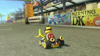Mario Kart 8 TV - Toad Harbour (50cc)