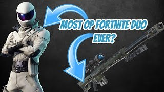BEST SKIN EVER? NEW OVERTAKER SKIN// Fortnite Battle Royale! Pro Console Player!