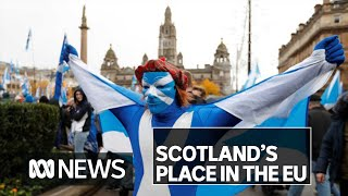 Will Brexit and the general election see Scotland leave the United Kingdom? | ABC News