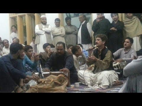 Za ba sta pa stargo khamakha mayanedam Liaqat pashto song 4