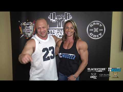 Female Bodybuilding Superstar THERESA IVANCIK