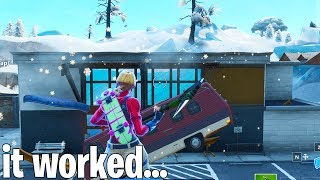 I Tried To Get Under Greasy Grove And Then This Happened….