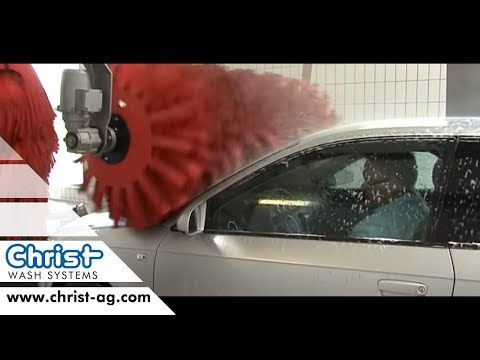 HYBRID-CAR WASH TUNNEL - english - CHRIST WASH SYSTEMS
