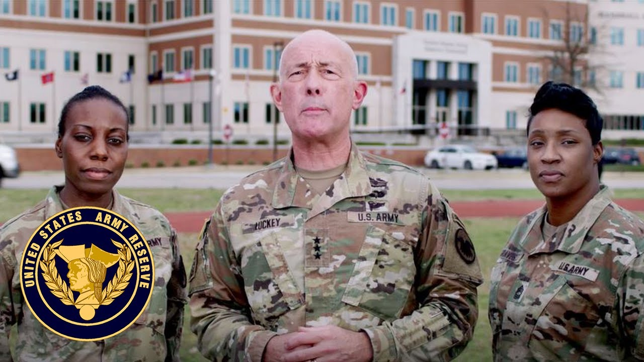 Lt. Gen. Charles D. Luckey, chief of Army Reserve and commanding general, U.S. Army Reserve Command, reinforces the U.S. Army Reserve's policies on Sexual Harassment/Assault Response & Prevention (SHARP).