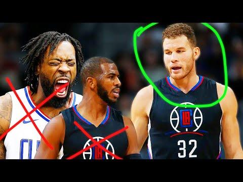 How Chris Paul Saved Blake Griffin & The Los Angeles Clippers Ft. Deandre Jordan, Lob City