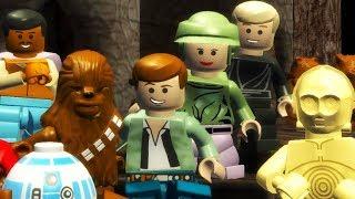 LEGO Star Wars The Complete Saga Walkthrough Part 36 - The End!