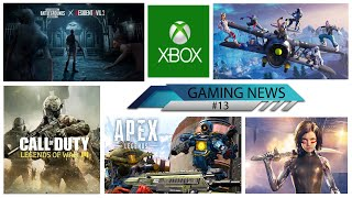 GAMING NEWS #13 - Pubg Mobile 0.11.0 Update, Fortnite 60FPS, Apex Legends Mobile, COD Mobile, Xbox