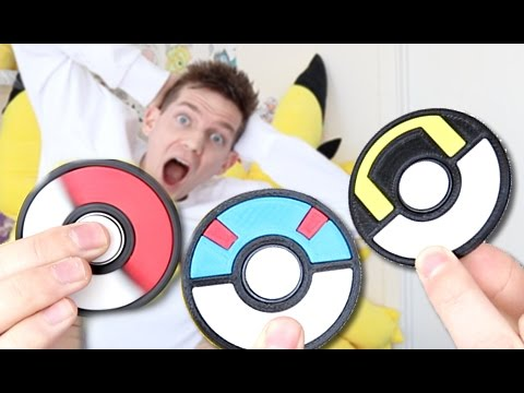 The BEST Fidget Spinners Available!!
