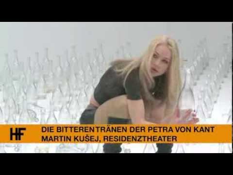 Holland Festival 2014: Die bitteren Tränen der Petra von Kant - Martin Kušej, Residenztheater
