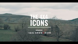 The 4x4 Icons Presented by INEOS Grenadier