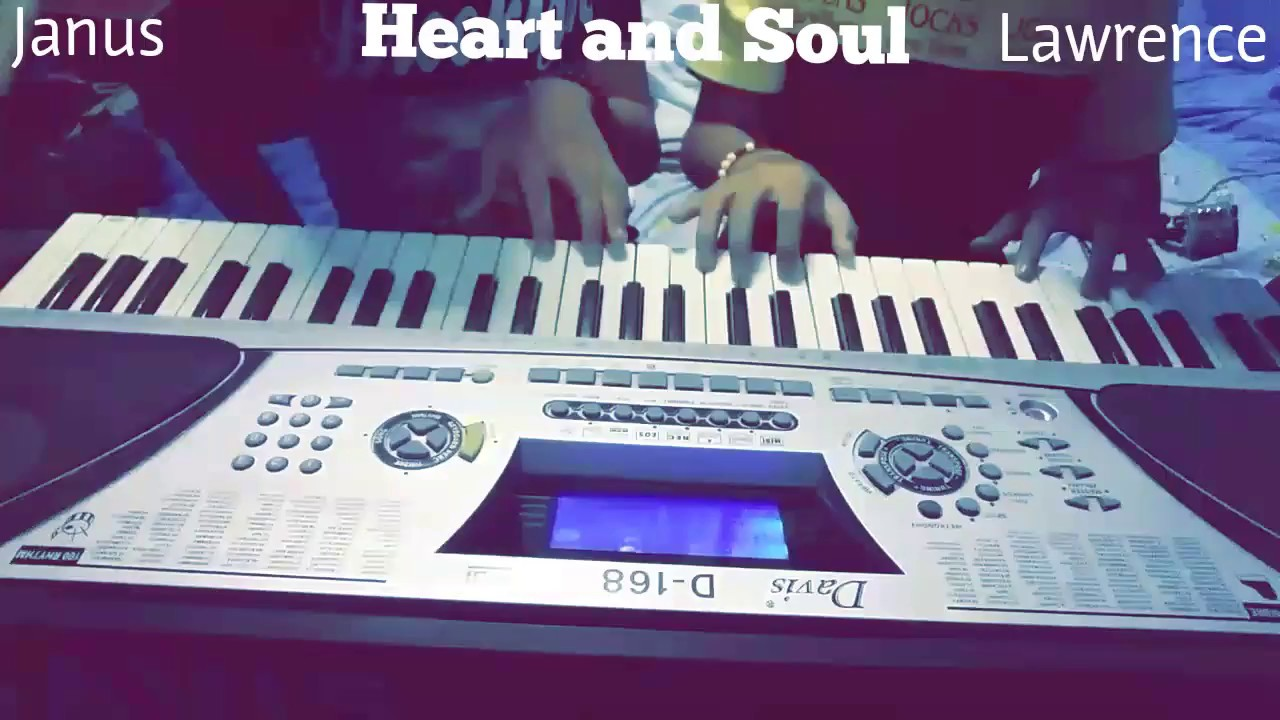 how to play heart and soul duet