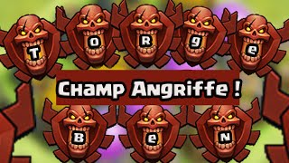 || Clash of Clans || 🔴Champ Angriffe🔴 (⭐️⭐️⭐️ Star Attacks)