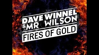 Dave Winnel & Mr. Wilson - Fires Of Gold (Club Mix)