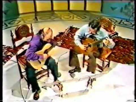 John Williams and Julian Bream - Rodrigo - Tonadilla 3 of 3